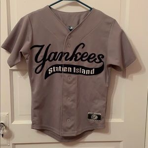 Yankees Youth Jersey Size Small